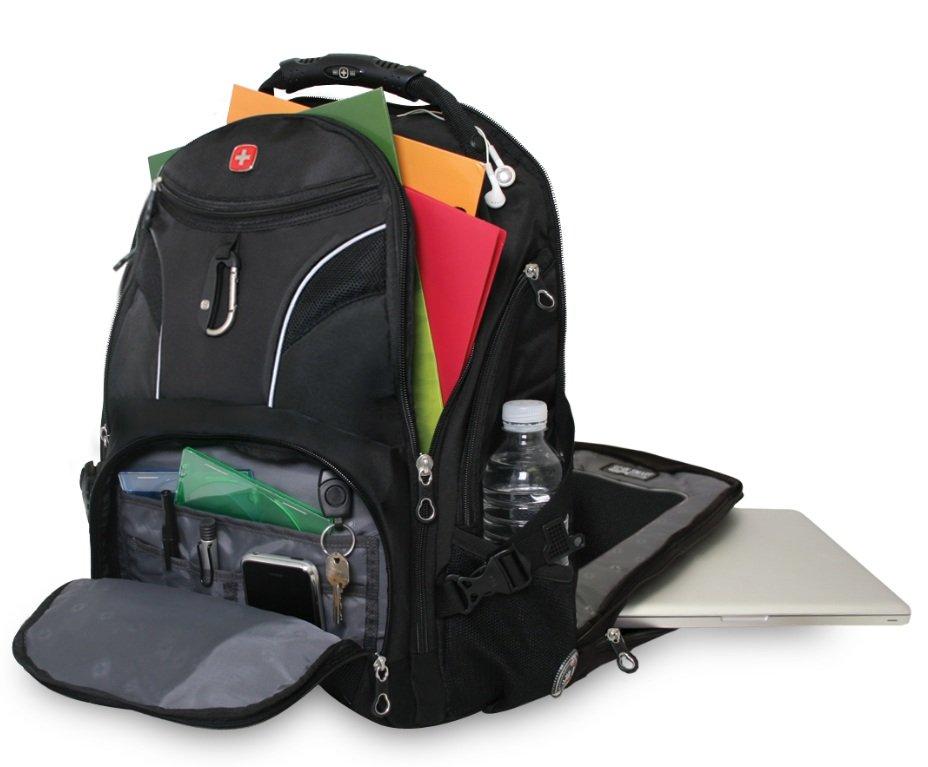Balo Laptop thương hiệu SwissGear.