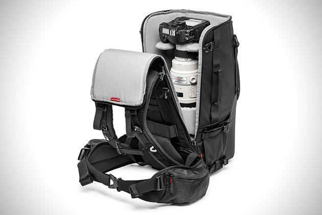 Balo máy ảnh cho dân chuyên nghiệp