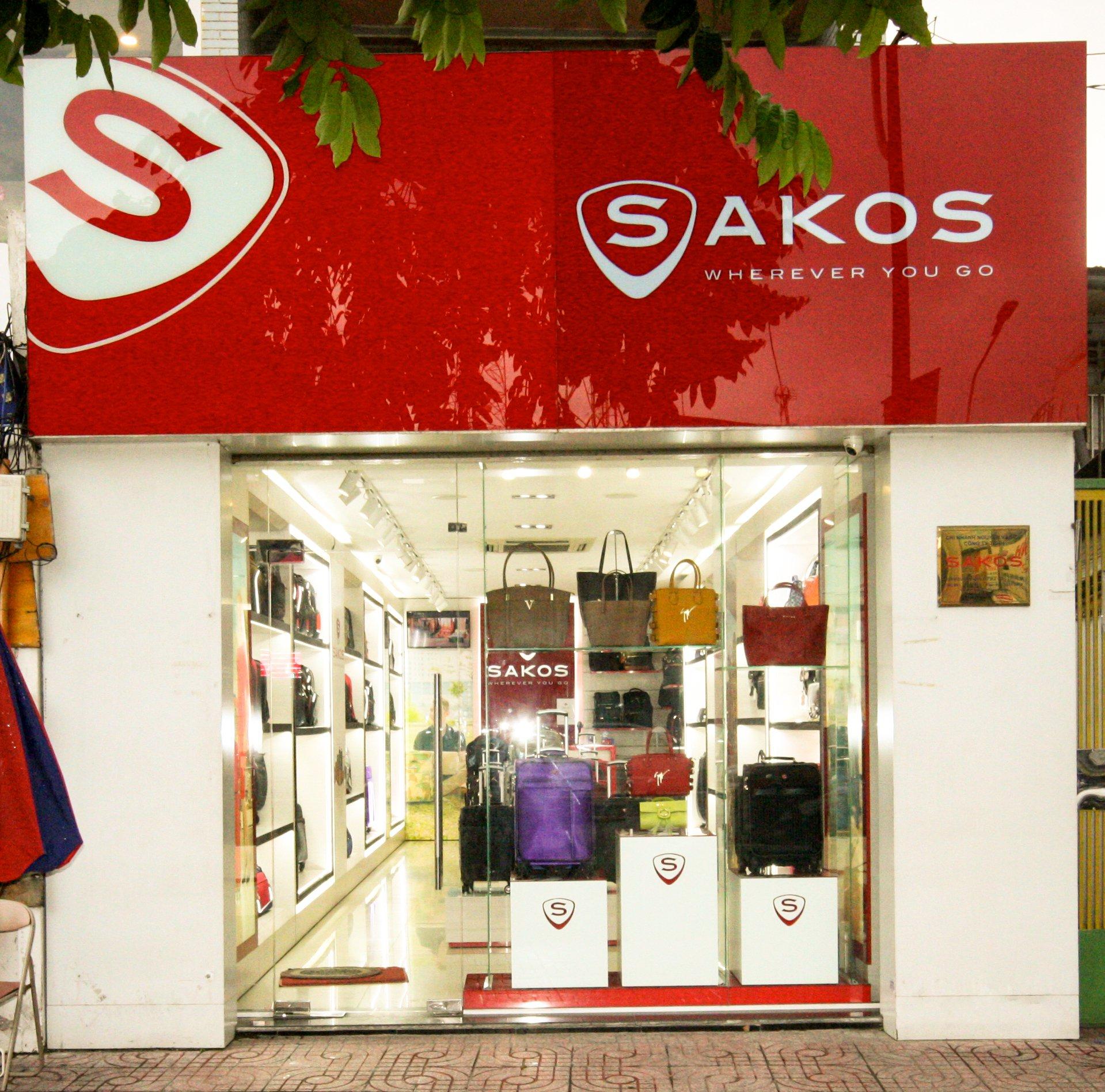 Balo Sakos Cần Thơ chính hãng