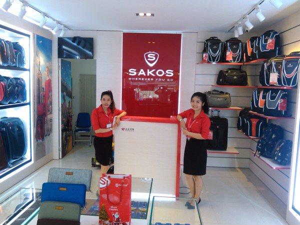 Bán balo Sakos HCM chính hãng