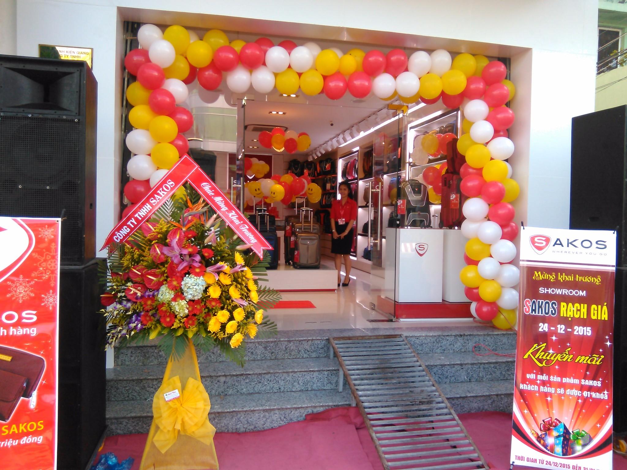 Cửa hàng Balo Sakos Biên Hòa
